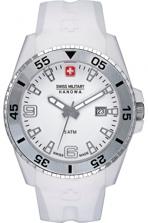 Mens Swiss Military Hanowa Ranger Watch 6-4200.21.001.01