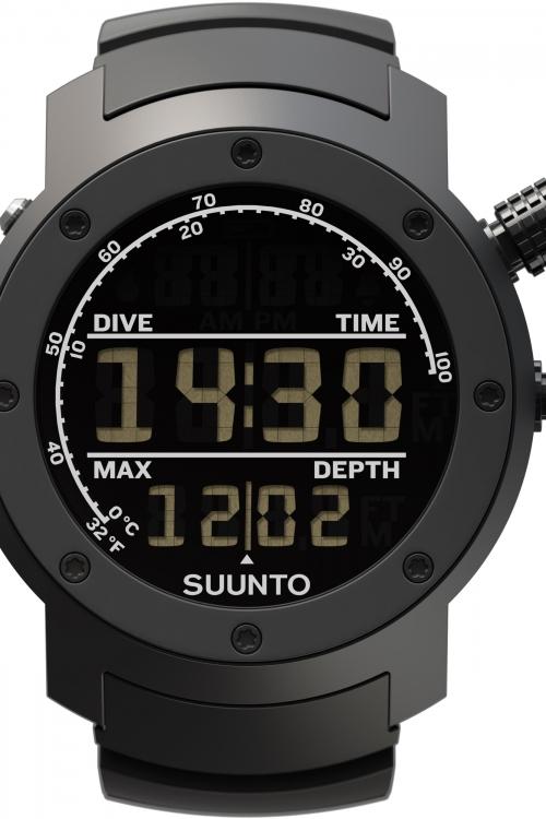 Mens Suunto Elementum Aqua Alarm Chronograph Watch SS014528000