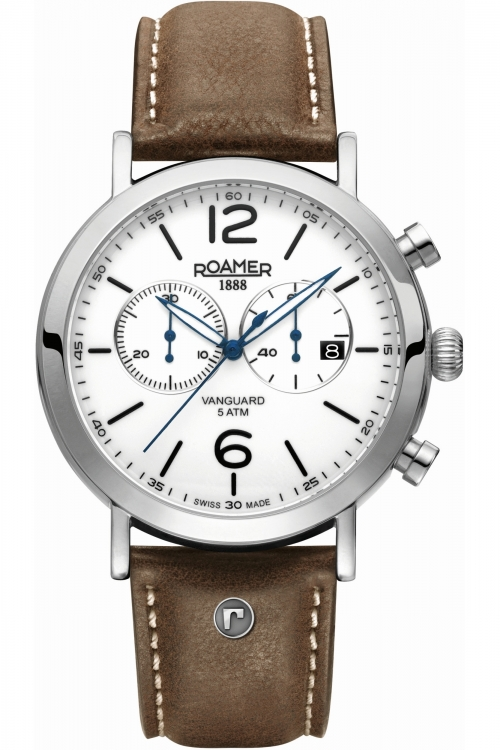 Mens Roamer Vanguard Chronograph Watch 9.36E+11