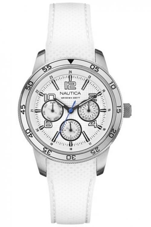 Ladies Nautica NCT405 Multi Mid Chronograph Watch