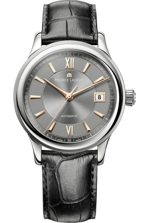 Mens Maurice Lacroix Les Classiques Automatic Watch LC6027-SS001-310