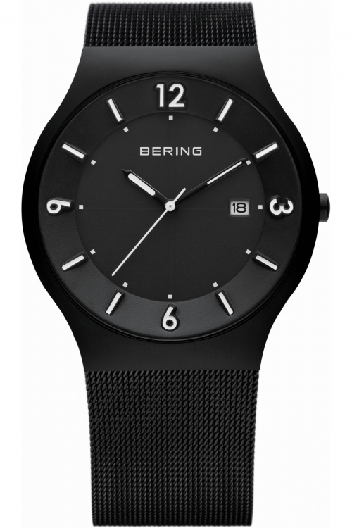Mens Bering Solar Powered Watch 14440-222