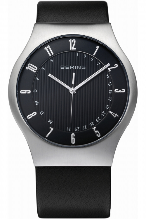 Mens Bering Radio Controlled Radio Controlled Watch 51840-402-UK
