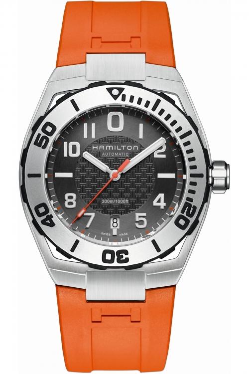 Mens Hamilton Khaki Navy Sub Automatic Watch H78615985