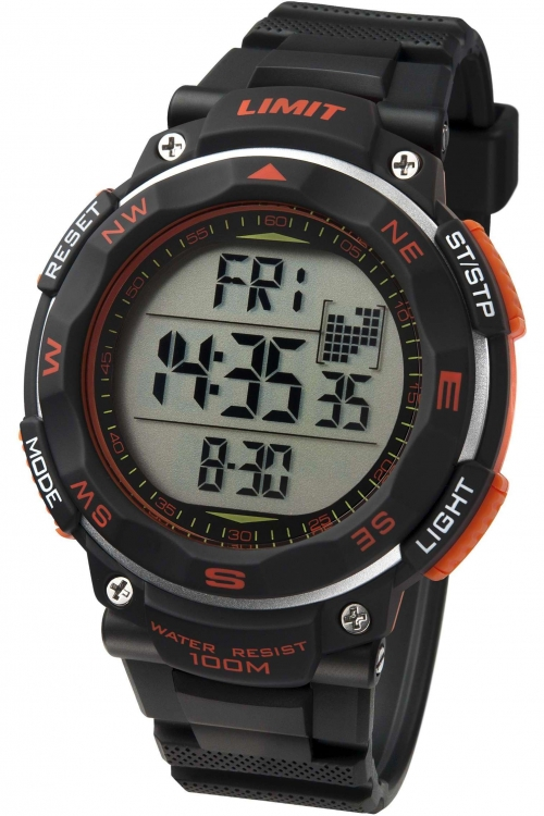 Mens Limit Pro XR Alarm Chronograph Watch 5485.01