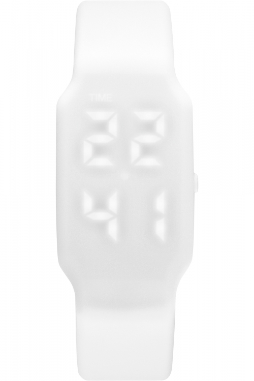 Mens Verb 4GB USB Rechargeable LED White Watch VRB-001