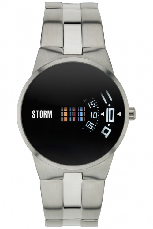 Mens Storm New Remi Black Watch NEW-REMI-BLACK