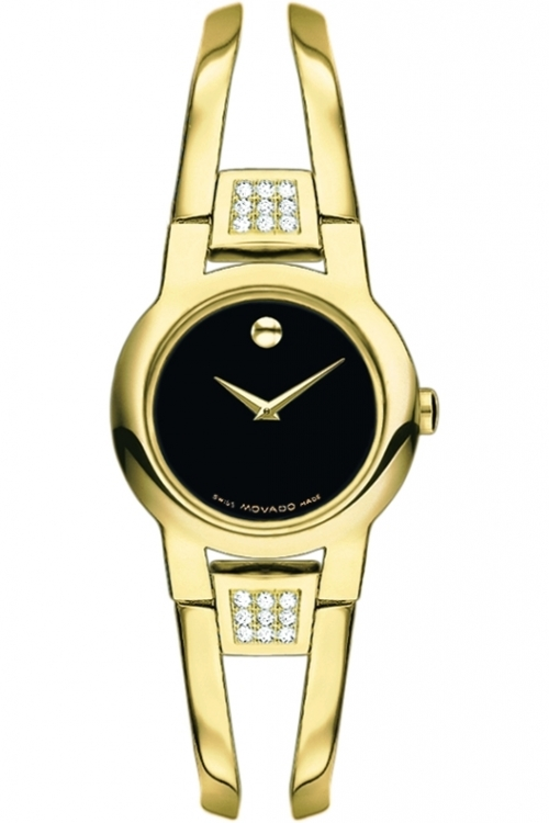 Ladies Movado Amorosa Diamond Watch
