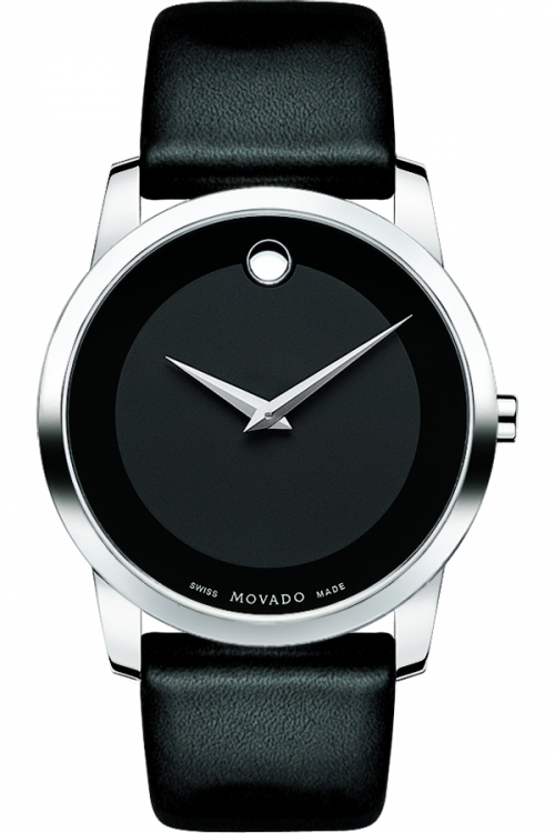 Mens Movado Museum Watch 606502