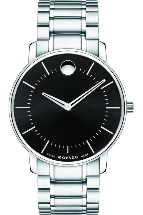 Mens Movado Thin Classic Watch 606687