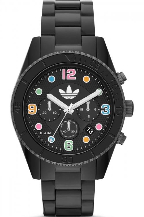 Mens Adidas Brisbane Nylon Chronograph Watch ADH2946