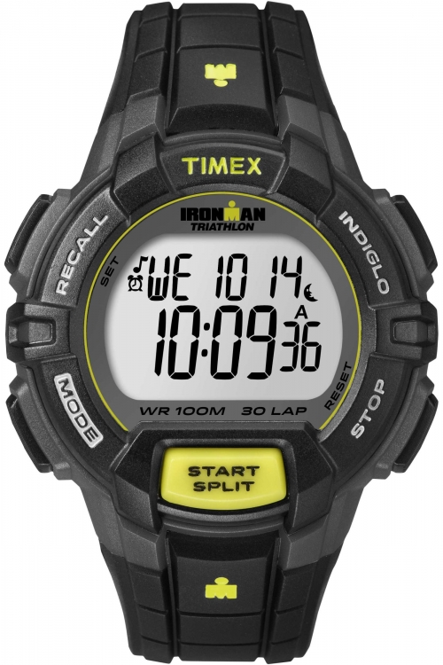 Mens Timex Indiglo Alarm Chronograph Watch T5K790