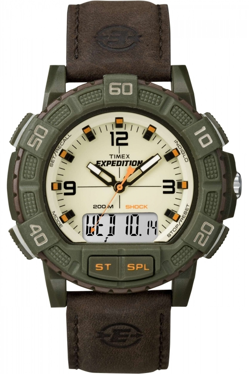 Mens Timex Expedition Alarm Chronograph Watch T49969