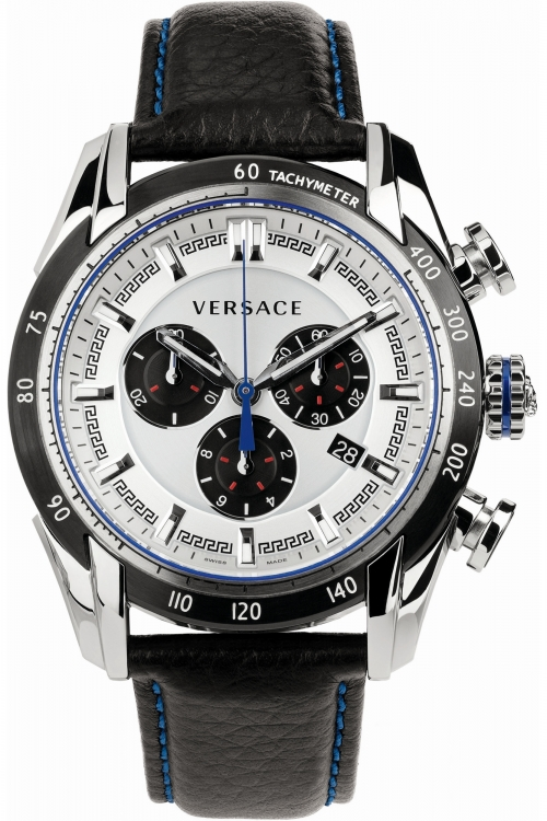 Mens Versace V-Ray Chronograph Watch VDB010014