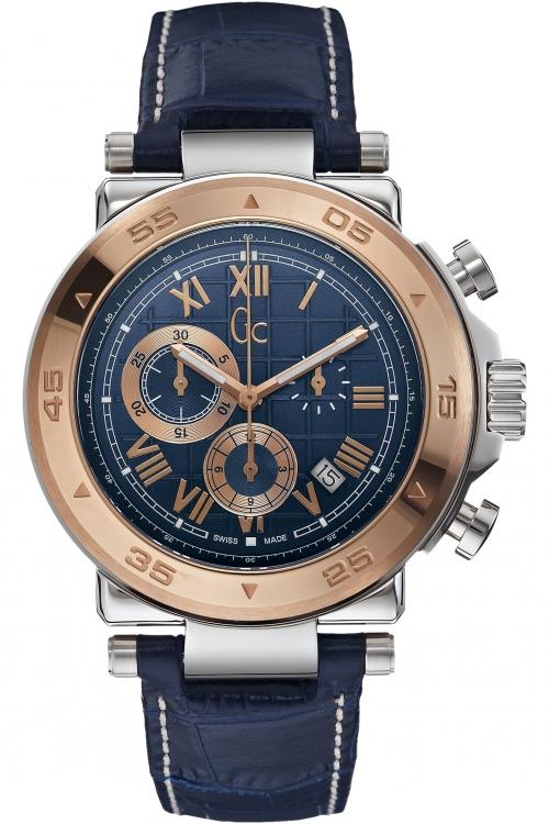 Mens Gc Gc-1 Class Chronograph Watch X90015G7S