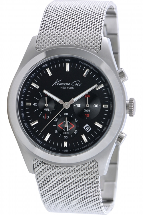 Mens Kenneth Cole Chronograph Watch KC9202