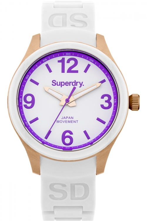 Ladies Superdry Scuba Luxe Watch