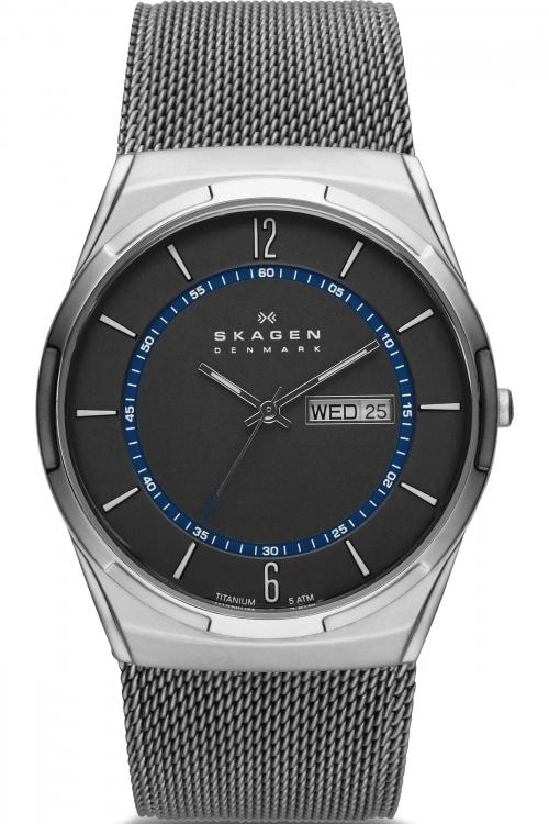 Mens Skagen Aktiv Titanium Watch SKW6078