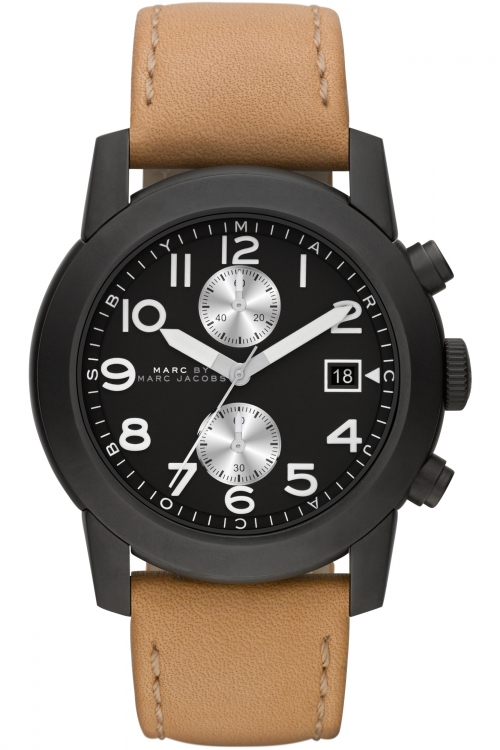 Mens Marc by Marc Jacobs Larry Chronograph Watch MBM5053