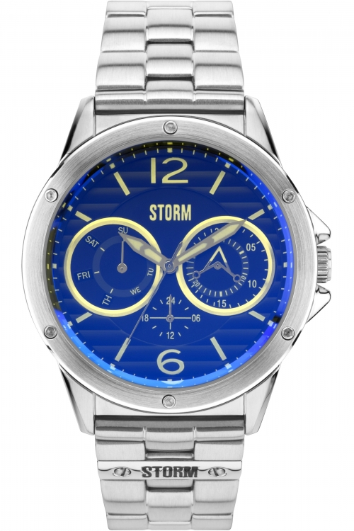 Mens Storm Aztrek Watch AZTREK-LAZER-BLUE