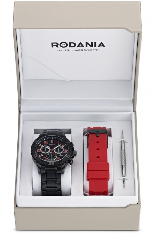 Mens Rodania Chronograph Watch RF2494743