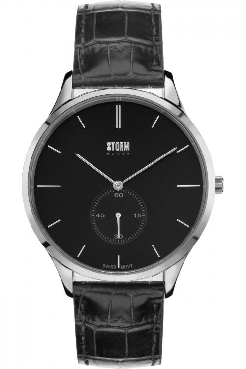 Mens Storm Black Trigma Watch TRIGMA-BLACK
