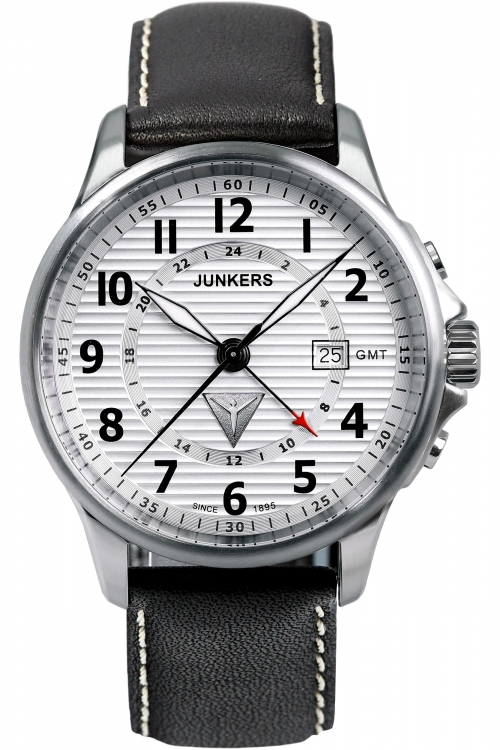 Mens Junkers Tante Ju GMT Watch