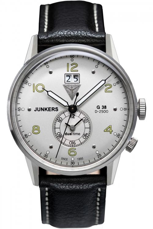 Mens Junkers G38 Watch 6940-4