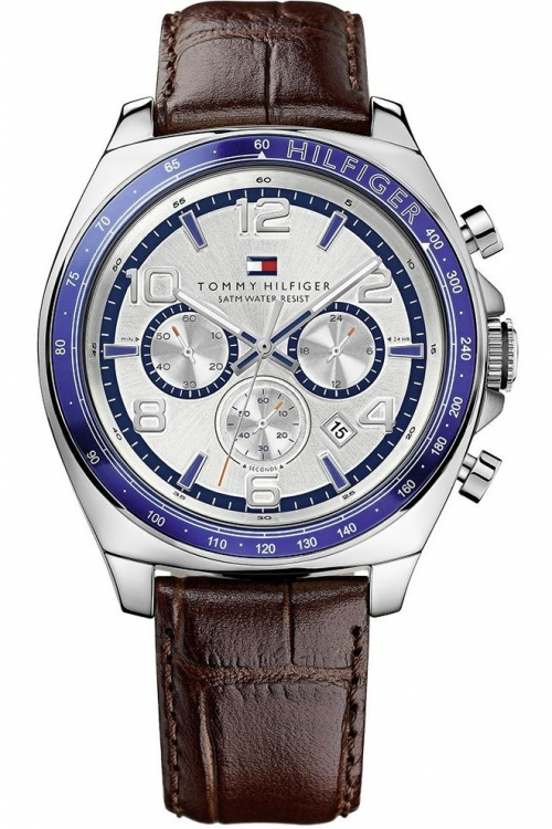 Mens Tommy Hilfiger Colton Chronograph Watch 1790937