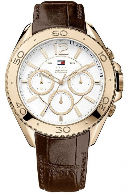Mens Tommy Hilfiger Grant Chronograph Watch 1791031