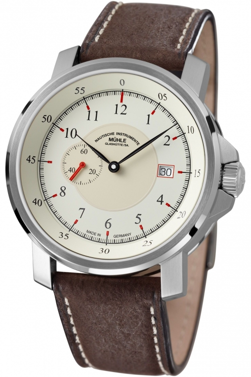 Mens Muhle Glashutte M29 Classic Kleine Sekunde Automatic Watch M1-25-67-LB