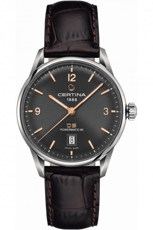 Mens Certina DS Powermatic 80 Automatic Watch C0264071608701