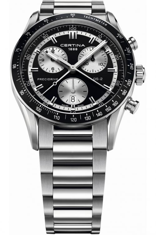 Mens Certina DS-2 Precidrive Chronograph Watch C0244471105100