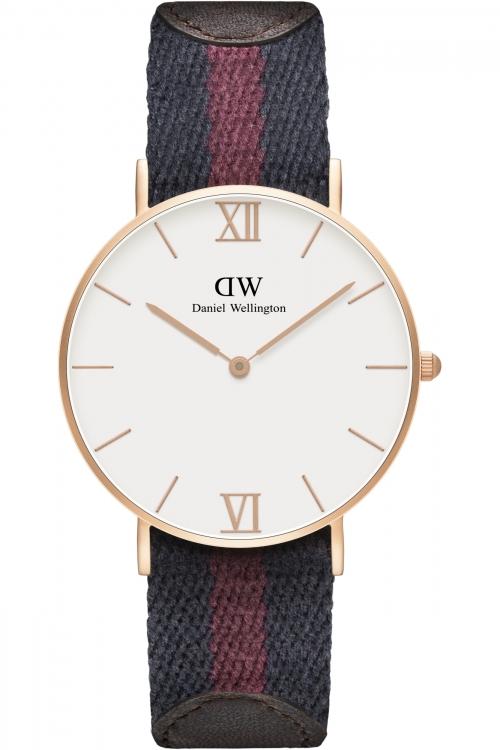 Mens Daniel Wellington Grace London 36mm Watch 0551DW