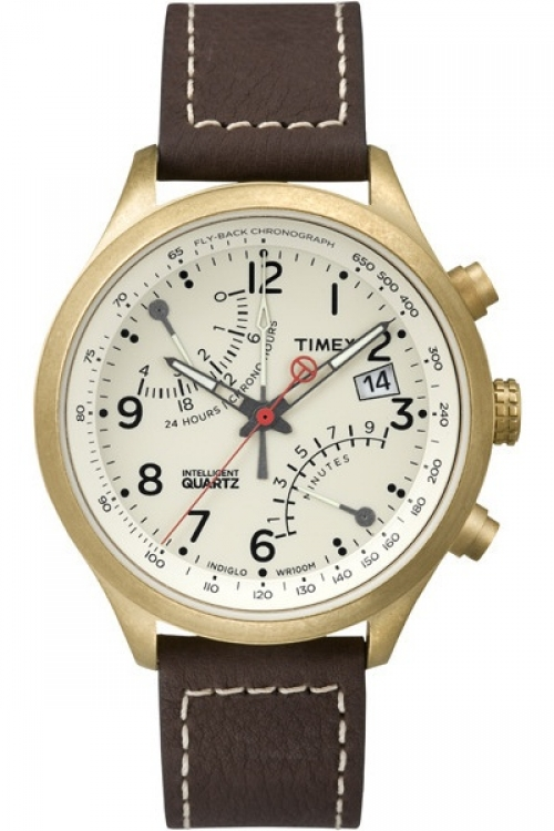 Mens Timex Flyback Chronograph Watch T2P510