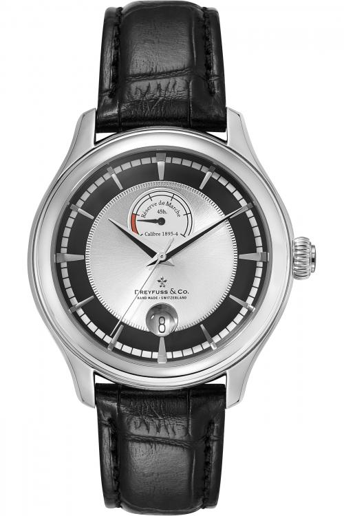 Mens Dreyfuss Co 1925 Reserve De Marche Automatic Watch DGS00110/04