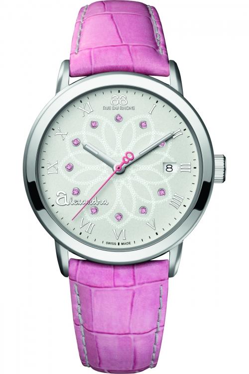 Ladies 88 Rue Du Rhone Double 8 Origin 39mm Alexandra Diamond Watch