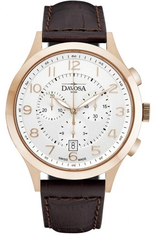 Mens Davosa Metropolitan Chronograph Watch 16243466
