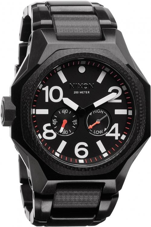 Mens Nixon The Tangent Watch A397-001