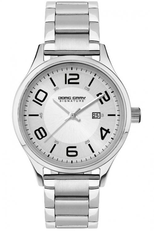 Ladies Jorg Gray Signature Watch