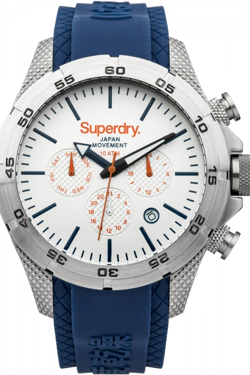 Mens Superdry Adventurer Watch SYG141U