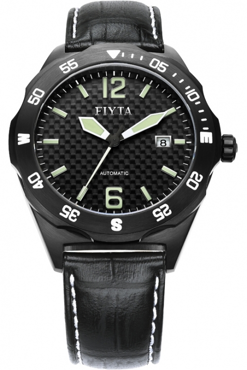 Mens Fiyta Extreme Automatic Watch GA8378.BBB