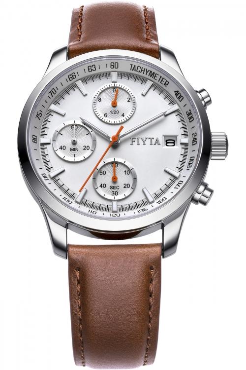 Mens Fiyta Elegance Chronograph Watch G786.WWR