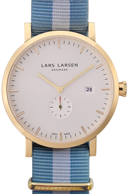 Mens Lars Larsen Sebastian Watch 131GWCN