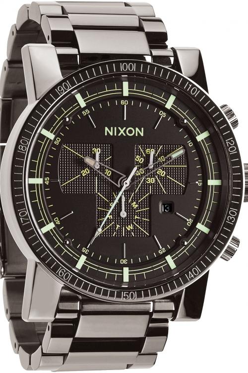 Mens Nixon The Magnacon SS II Chronograph Watch A457-1885
