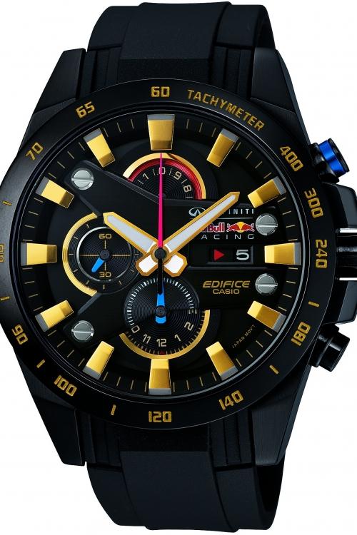 Mens Casio Edifice Infiniti Red Bull Racing Chronograph Watch EFR-540RBP-1AER