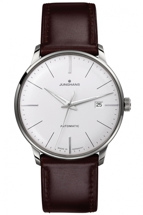 Mens Junghans Meister Classic Automatic Watch 027/4310.00