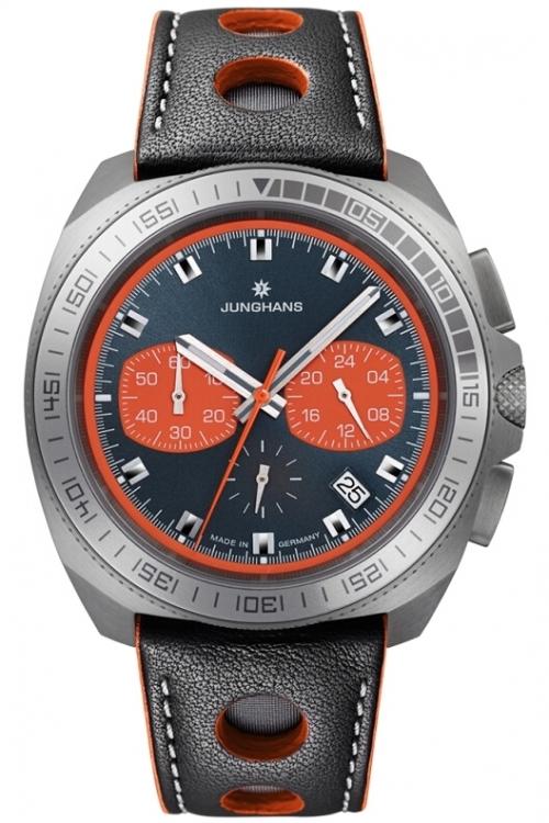 Mens Junghans 1972 Chronoscope Chronograph Watch 041/4260.00