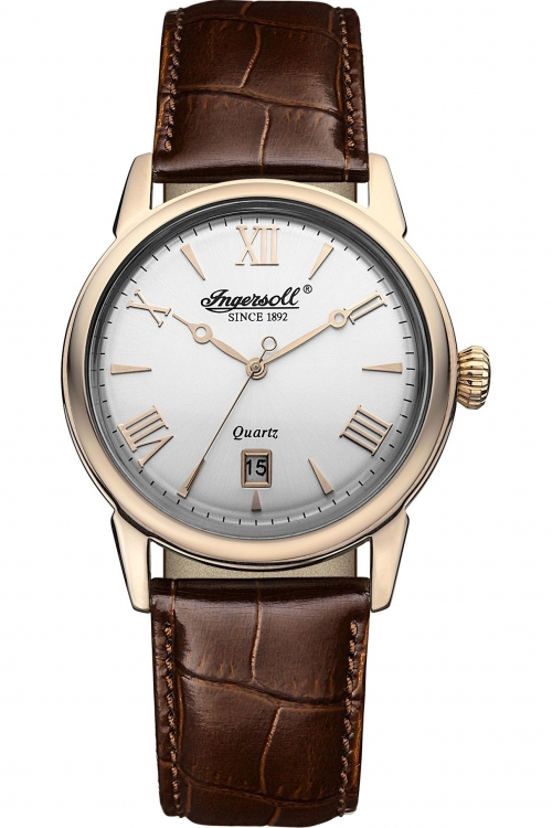 Mens Ingersoll Grafton Watch INQ001WHRS