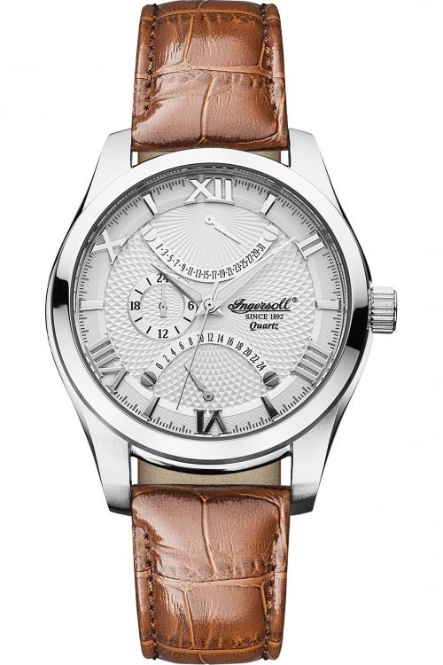 Mens Ingersoll Burlington Watch INQ017WHSL